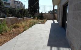 Garden APT in Talbieh for rent